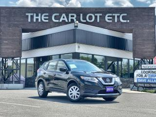 Used 2019 Nissan Rogue AWD!! BACK-UP CAMERA!! HEATED SEATS!! for sale in Sudbury, ON