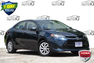 Used 2018 Toyota Corolla LE   AUTO   AC   BACK UP CAMERA   for sale in Kitchener, ON