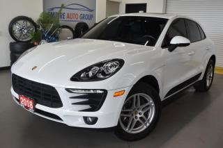 Used 2018 Porsche Macan for sale in London, ON