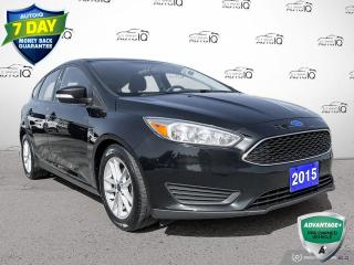 Used 2015 Ford Focus SE Auto Cloth Seats/Power Windows and Doors for sale in St Thomas, ON