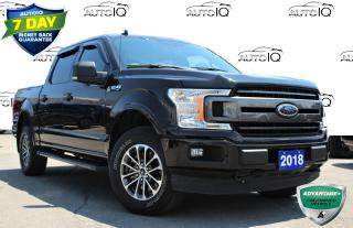 Used 2018 Ford F-150 XLT 5.0 LTR SPORT! CREW CAB 4X4 NAVIGATION for sale in Hamilton, ON
