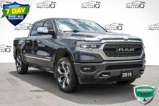 Used 2019 RAM 1500 Limited LOADED LIMITED | PANO ROOF | TRAILER TOW PACKAGE for sale in Innisfil, ON