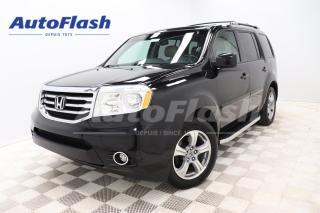 Used 2014 Honda Pilot EX-L *8-PASS *CUIR/LEATHER *TOIT-OUVRANT for sale in Saint-Hubert, QC