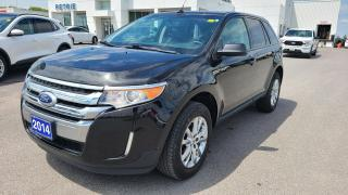 Used 2014 Ford Edge SEL - AWD, NAV, HEATED LEATHER, REMOTE START for sale in Kingston, ON