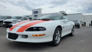 Used 1997 Chevrolet Camaro Z28 - 30th Anniversary, ONLY 22,900 KMs for sale in Kingston, ON