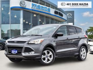 Used 2014 Ford Escape SE FINANCE AVAILAVLE| ONE OWNER| NO ACCIDENTS for sale in Mississauga, ON