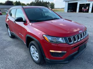 New 2021 Jeep Compass Sport for sale in Petrolia, ON
