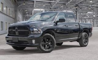 New 2021 RAM 1500 Classic Night Edition w/Performance Hood & Side Steps for sale in Petrolia, ON