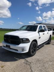 New 2021 RAM 1500 Classic Available Now Night Edition for sale in Petrolia, ON