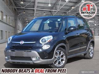 Used 2014 Fiat 500 L Trekking Ed. Ciao FIAT! Ready for your touches! for sale in Mississauga, ON
