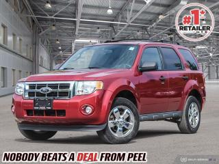 Used 2012 Ford Escape XLT Premium*Htd Leather*Sunroof*Luxury for sale in Mississauga, ON