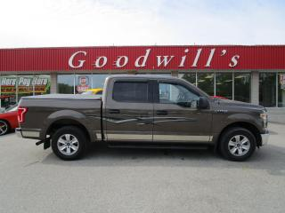 Used 2015 Ford F-150 LOW KM'S! LOCKING REAR AXLE! for sale in Aylmer, ON