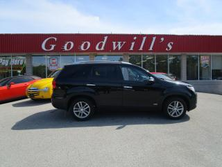 Used 2015 Kia Sorento LX! AWD! CLEAN CARFAX! for sale in Aylmer, ON