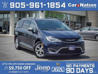 Used 2017 Chrysler Pacifica Limited| SOLD| SOLD| SOLD| SOLD| SOLD| for sale in Burlington, ON