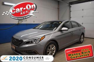 Used 2016 Hyundai Sonata GL | LOW KMS | REAR CAM | ALLOY WHEELS for sale in Ottawa, ON
