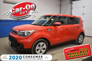 Used 2017 Kia Soul RARE 6-SPEED MANUAL | POWER GROUP | BLUETOOTH for sale in Ottawa, ON