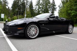 Used 2009 Aston Martin DB9 Volante for sale in Vancouver, BC