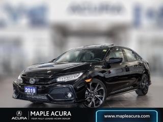 Used 2019 Honda Civic Sport Touring for sale in Maple, ON