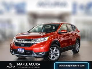 Used 2018 Honda CR-V EX for sale in Maple, ON