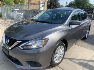 Used 2019 Nissan Sentra SV SUNROOF for sale in Hamilton, ON