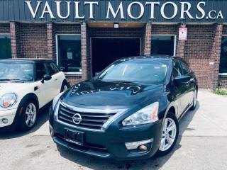 Used 2014 Nissan Altima 4dr Sdn I4 2.5 for sale in Brampton, ON