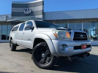 Used 2008 Toyota Tacoma TRD SPORT CREW 4.0L V6 4WD CANOPY for sale in Langley, BC