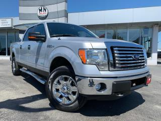 Used 2012 Ford F-150 XTR CREW LB 4WD ECO-BOOST ONLY 194KM for sale in Langley, BC