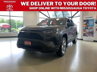 Used 2019 Toyota RAV4 LE AWD for sale in Mississauga, ON