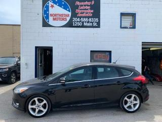 Used 2015 Ford Focus 5dr HB Titanium for sale in Winnipeg, MB