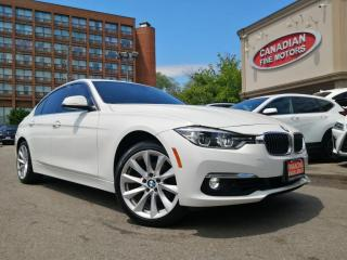 Used 2017 BMW 330i xDrive ONE OWNER   PREM PKG   NAVI   CAM   SUNROOF   for sale in Scarborough, ON