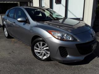 Used 2012 Mazda MAZDA3 GX Sport - ALLOYS! BLUETOOTH! ACCIDENT FREE for sale in Kitchener, ON