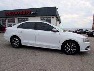 Used 2015 Volkswagen Jetta TDI S Diesel Automatic Camera Bluetooth Certified for sale in Milton, ON