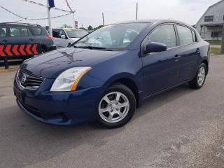 Used 2012 Nissan Sentra 2.0 No Accidents! Low Mileage! for sale in Dunnville, ON