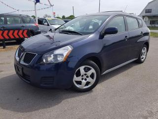 Used 2010 Pontiac Vibe 1.8L No Accidents and Automatic transmission! for sale in Dunnville, ON