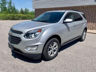 Used 2017 Chevrolet Equinox NO ACCIDENTS | BLUETOOTH for sale in Barrie, ON