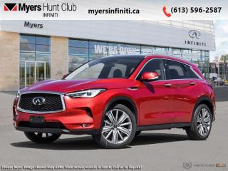 New 2021 Infiniti QX50 Essential Tech  - Leather Seats for sale in Ottawa, ON