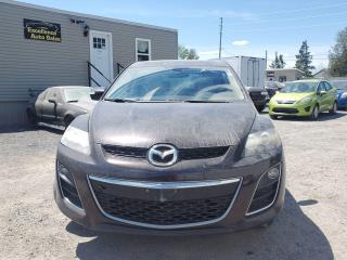 Used 2010 Mazda CX-7 s Grand Touring AWD for sale in Stittsville, ON