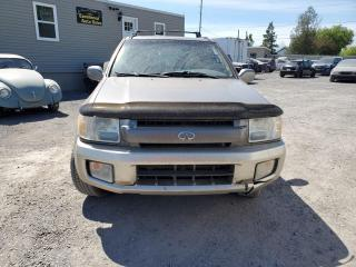 Used 2002 Infiniti QX4 4WD for sale in Stittsville, ON