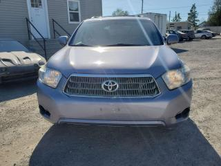 Used 2008 Toyota Highlander HYBRID 4WD for sale in Stittsville, ON