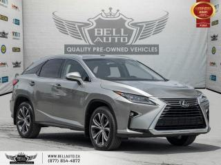Used 2017 Lexus RX 350 AWD, NAVI, REARCAM, B.SPOT, SUNROOF, NO ACCIDENT, LANE ASST for sale in Toronto, ON
