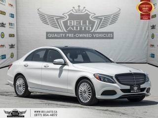 Used 2017 Mercedes-Benz C-Class C 300, AWD, NAVI, REARCAM, B.SPOT, PANO, NO ACCIDENT for sale in Toronto, ON