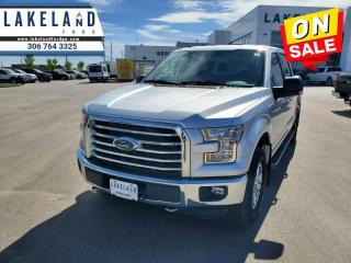 Used 2016 Ford F-150 XLT  - $262 B/W for sale in Prince Albert, SK