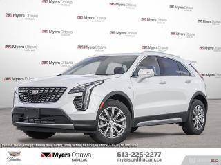 New 2021 Cadillac XT4 AWD Premium Luxury for sale in Ottawa, ON