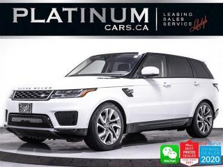 Used 2018 Land Rover Range Rover Sport HSE Td6, DIESEL, NAV, PANO, CAM, HEATED/VENTED for sale in Toronto, ON