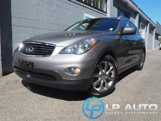 Used 2010 Infiniti EX35 Luxury for sale in Richmond, BC