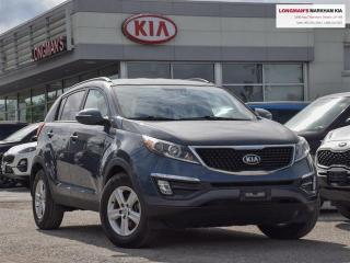 Used 2016 Kia Sportage LX for sale in Markham, ON