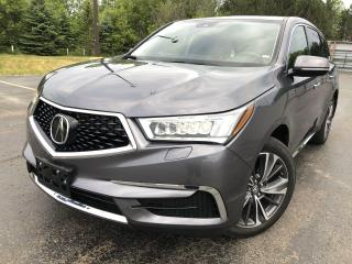 Used 2019 Acura MDX SH-AWD for sale in Cayuga, ON