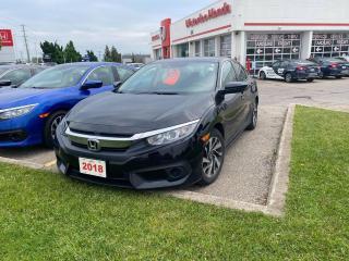 Used 2018 Honda Civic SEDAN SE for sale in Waterloo, ON