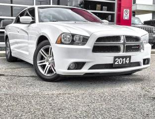 Used 2014 Dodge Charger SXT   No Accidents   V6   RWD   Automatic for sale in Guelph, ON
