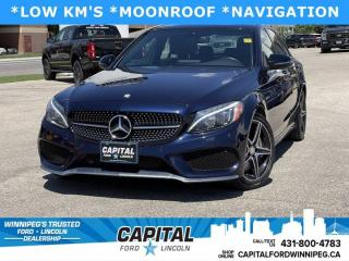 Used 2016 Mercedes-Benz C-Class C 450 AMG for sale in Winnipeg, MB